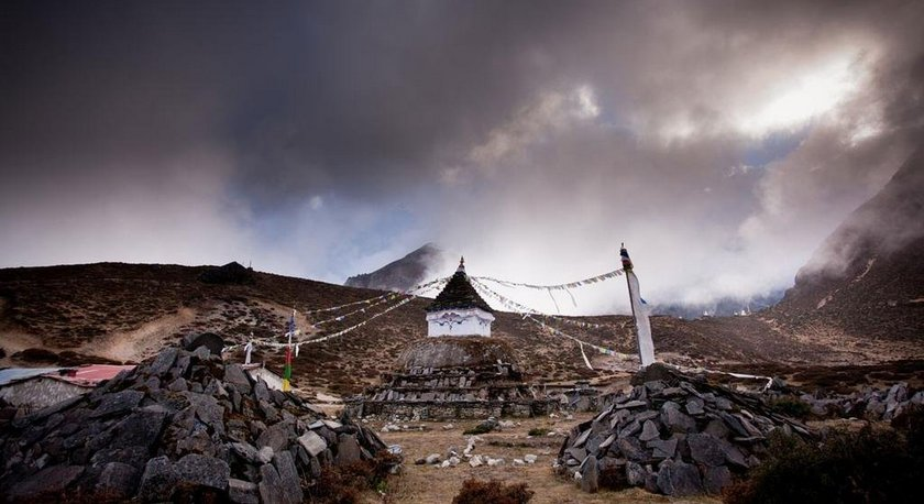 Yeti Mountain Home Monjo
