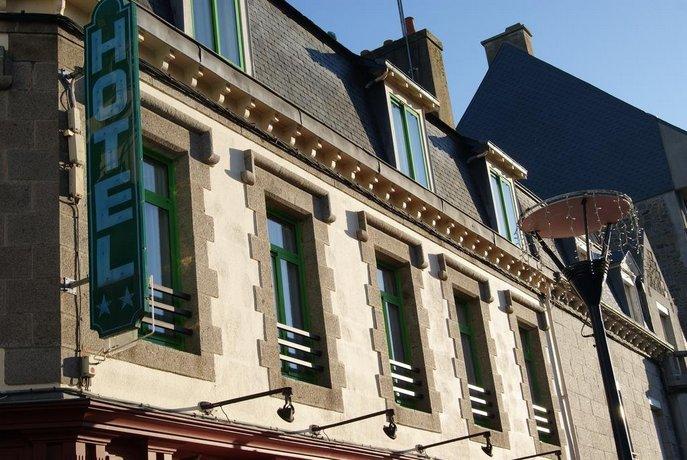 Contact Hotel du Champ de Mars de Saint-Brieuc