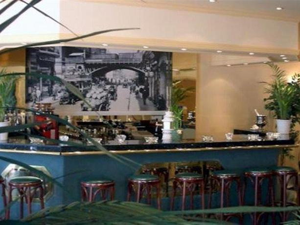Hotel Berliner Bar Tempelhof