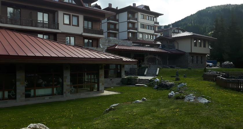 Perelik palace hotel pamporovo comparer les offres for Comparer les hotels