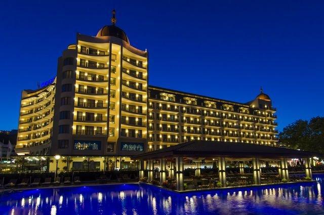 Hotel Admiral Golden Sands