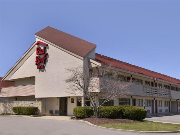 Red Roof Inn Detroit St Clair Shores  Roseville