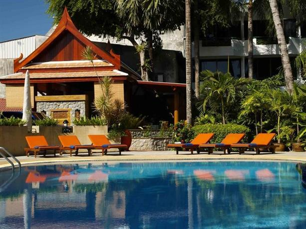 Phuket Guest Friendly Hotels - Safari Beach Hotel