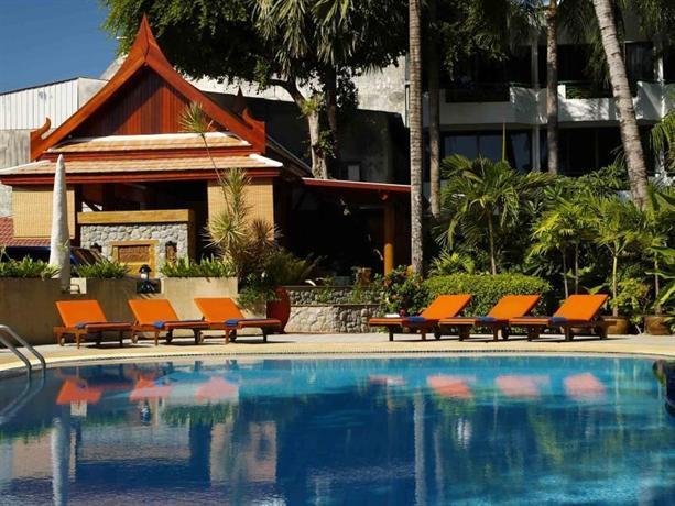 Phuket Guest Friendly Hotels - Safari Beach Hotel