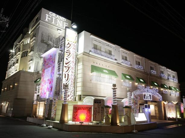 Hotel Grand Fine Kyoto Minami Adult Only