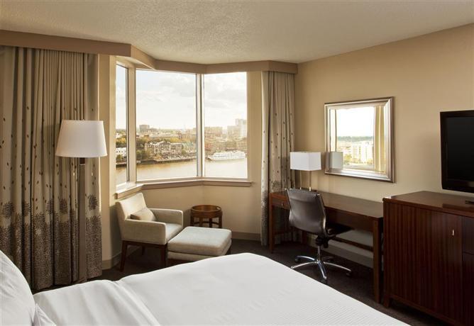 Westin Savannah Room Service