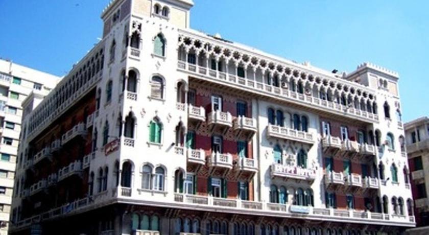 Egypt Hotel Alexandria