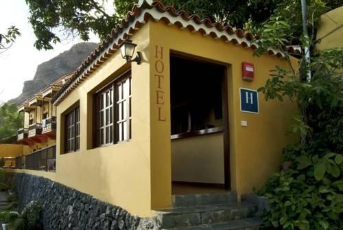 Hotel Jardin Concha La Gomera