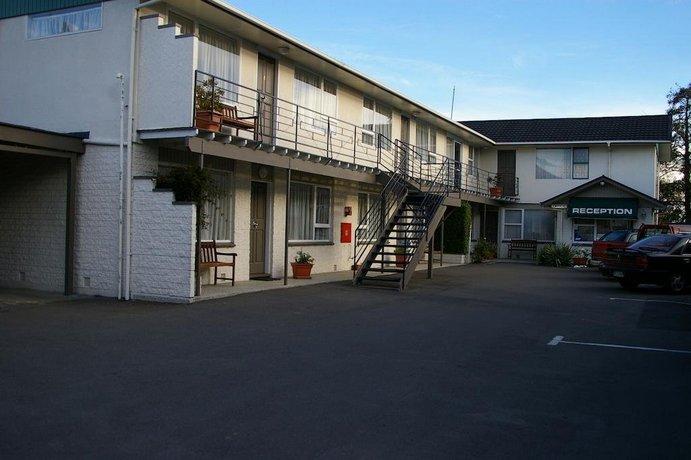 Adelphi Motel Christchurch
