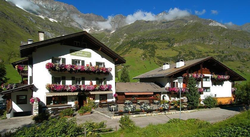 Hotel Alpenblick Moos in Passeier
