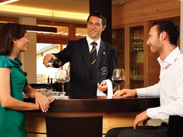 Bio Vital Hotel Theiners Garten Gargazon Bozen Italien