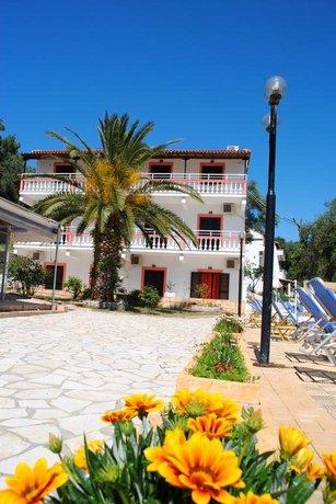 Hotel Olga Corfu Island