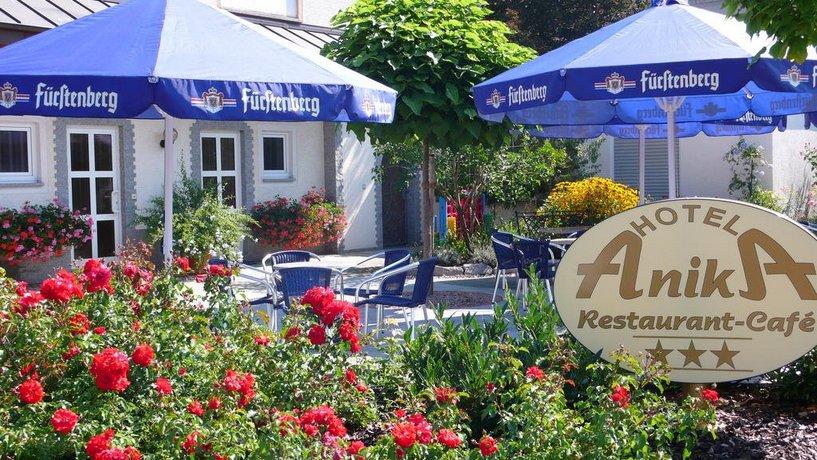 Hotel Anika Neuenburg am Rhein