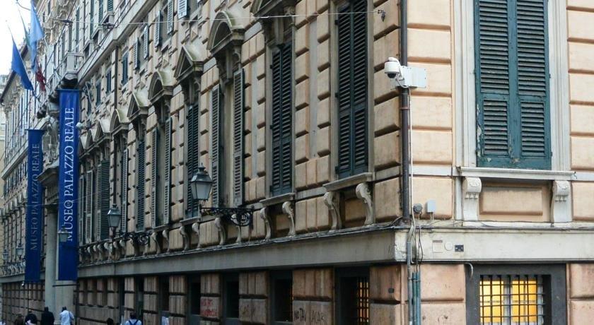 Hotel Chopin Genoa