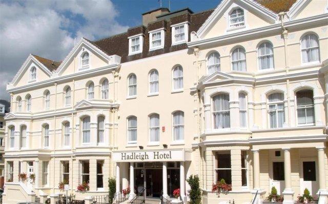 Hadleigh Hotel Eastbourne