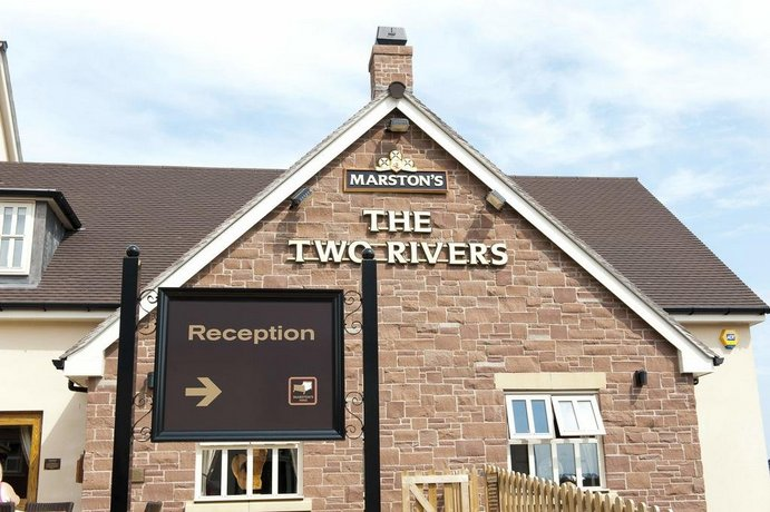 The Two Rivers by Marston's Inns