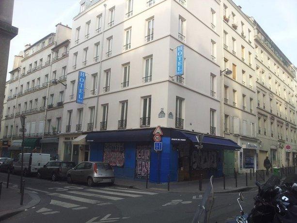 Ideal hotel paris 11 bastille parigi offerte in corso for Ideal paris