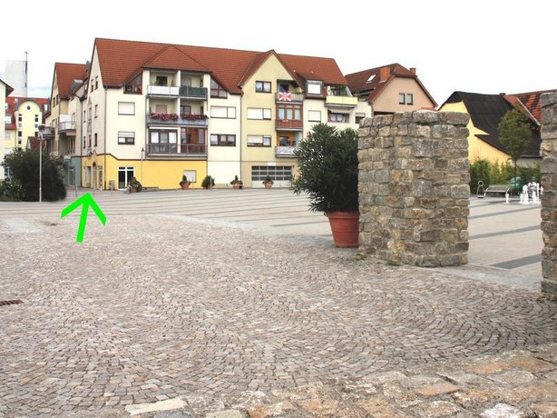 Gastezimmer am Burgplatz Sinsheim