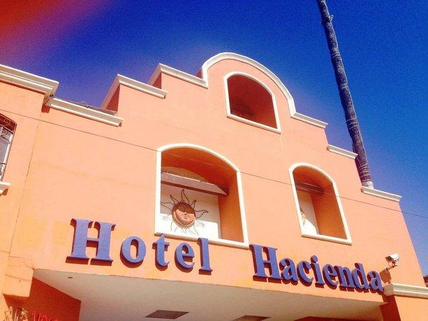 Hotel Hacienda Ensenada