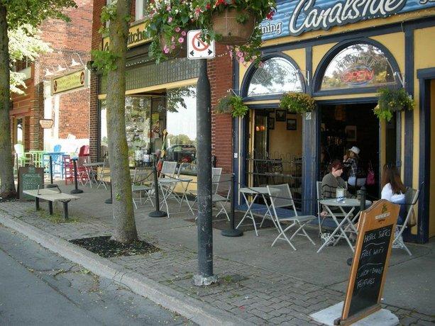 Canalside Restaurant Inn Kitchen Store Port Colborne On