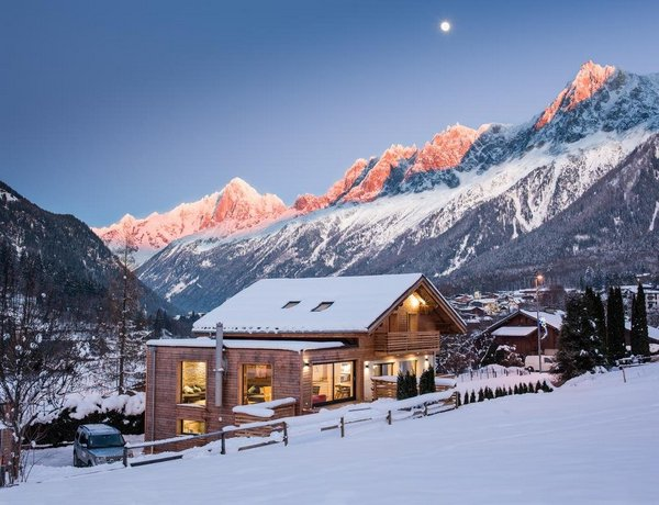 Chalet Rubicon Les Houches