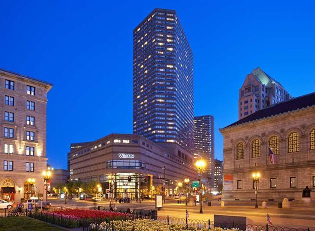 Boston Copley Square Hotel Deals