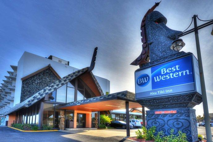 About Best Western Aku Tiki Inn