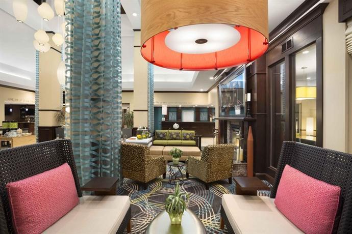 Hilton Garden Inn Charlotte Airport Hotel Autos Post