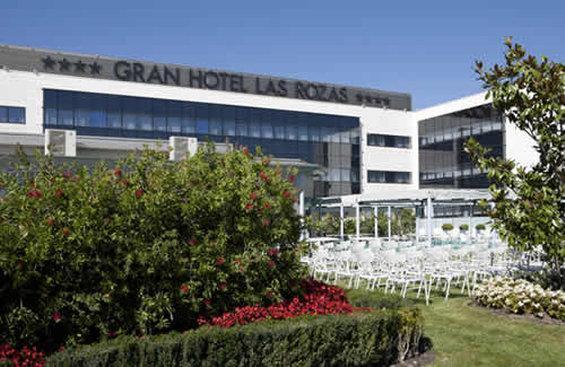 Gran hotel las rozas las rozas de madrid compare deals - Hotel las rosas madrid ...