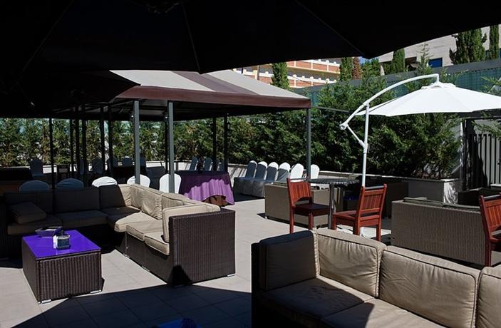 Hall 88 apartahotel salamanca offerte in corso for Appart hotel 88 salamanca