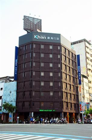Khan Hotel Kaohsiung City