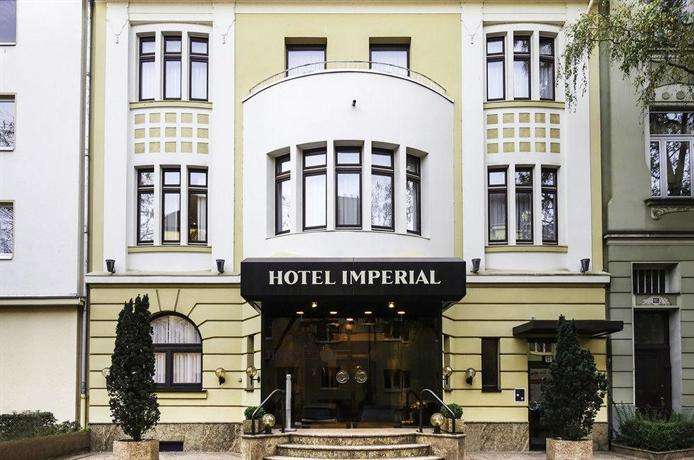 Hotel Imperial Cologne