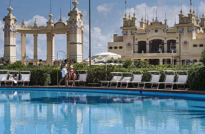 About Mondello Palace Hotel