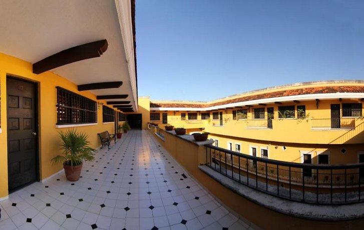 Hotel Caribe Merida Yucatan
