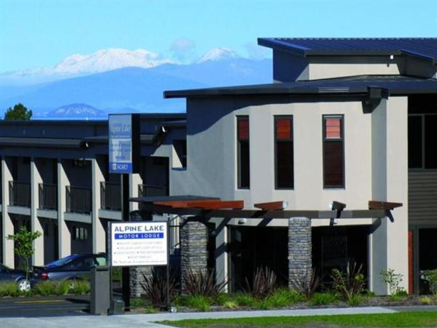 Alpine Lake Motor Lodge Taupo Compare Deals