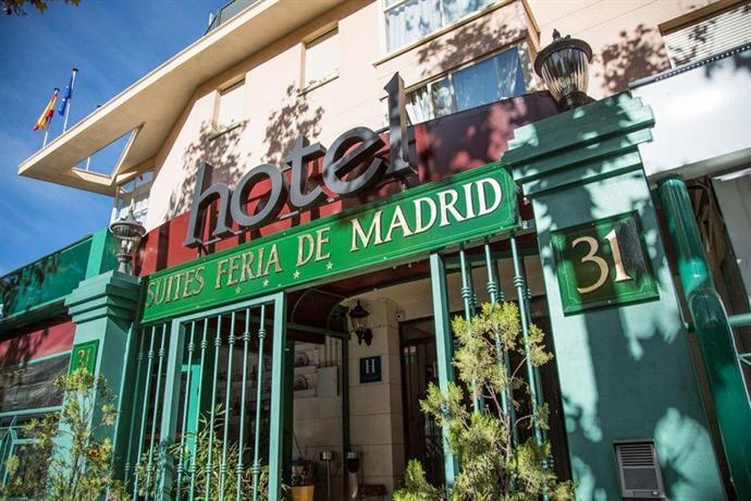 Suites Feria de Madrid