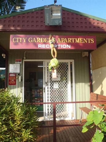 City Gardens Apartments Darwin