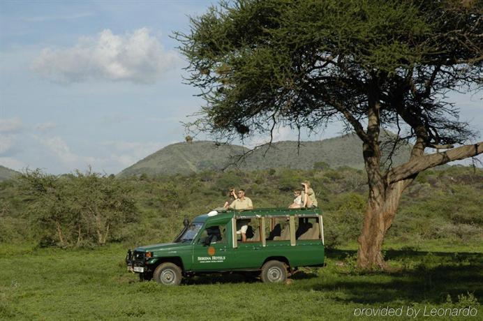 Kilaguni Serena Safari Lodge Tsavo West National Park
