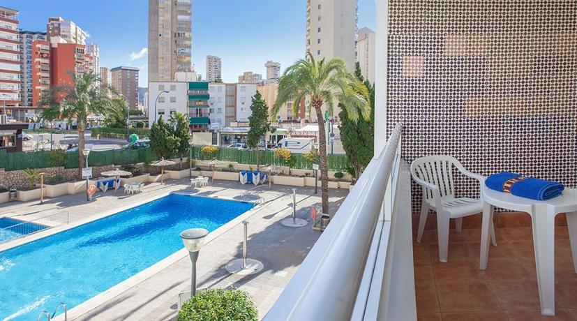 Poseidon resort benidorm compare deals for Hotel poseidon benidorm