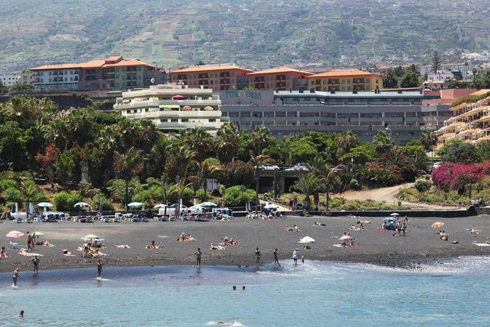 Hotel turquesa playa puerto de la cruz compare deals - Turquesa playa puerto de la cruz ...