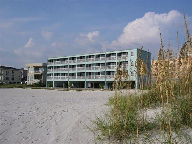 Barefoot Beach Hotel Madeira Beach