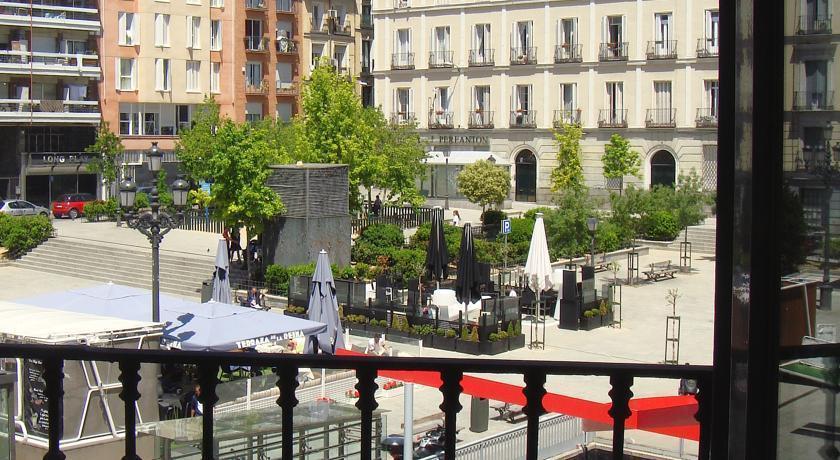 Hostal San Lorenzo Madrid