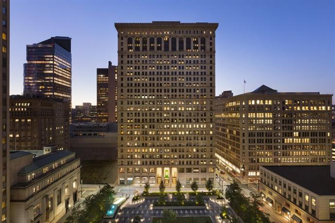Embassy Suites by Hilton Pittsburgh Downtown