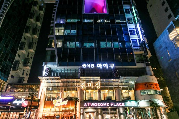 Marine View Hotel Busan