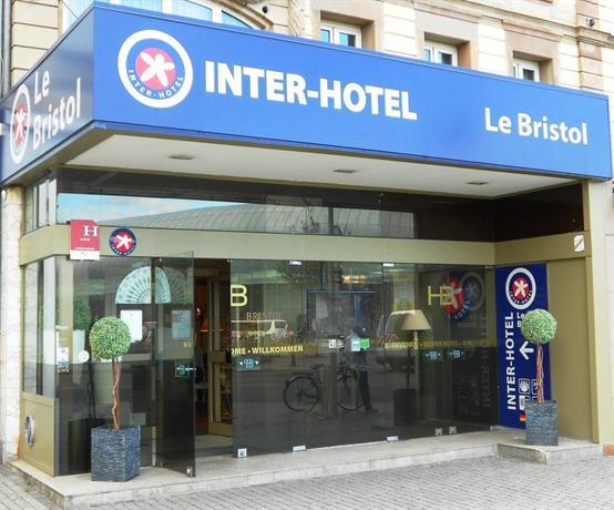 inter hotel le bristol strasbourg compare deals. Black Bedroom Furniture Sets. Home Design Ideas