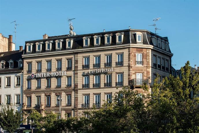 Inter Hotel Le Bristol  Strasbourg