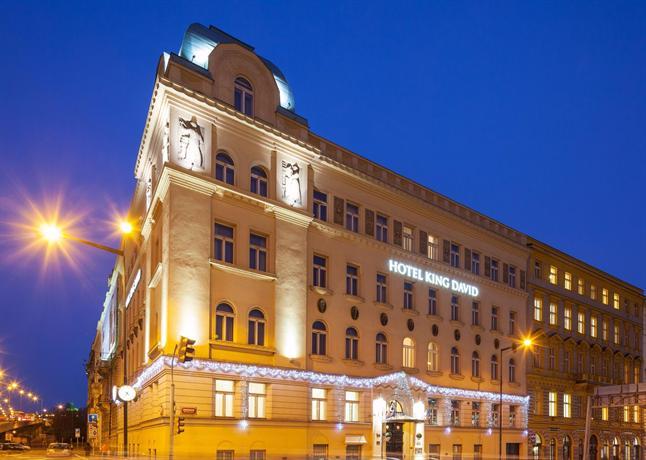 מלון קינג דיוויד פראג צילום של הוטלס קומביינד - למטייל (2)