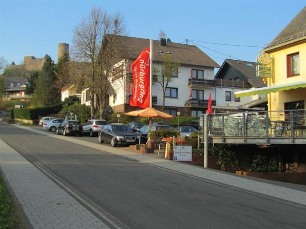 Hotel zur Burg Nurburg