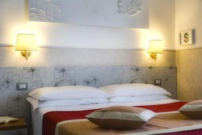 Hotel Marcantonio Roma Via Cavour