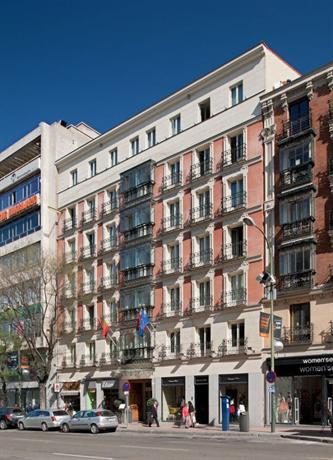 Hotel Catalonia Centro Madrid